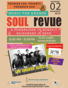 Music for Change Pennies For Poverty: Pennies For Poverty